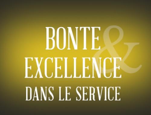 Bonté & excellence