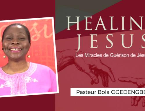 Healing Jesus