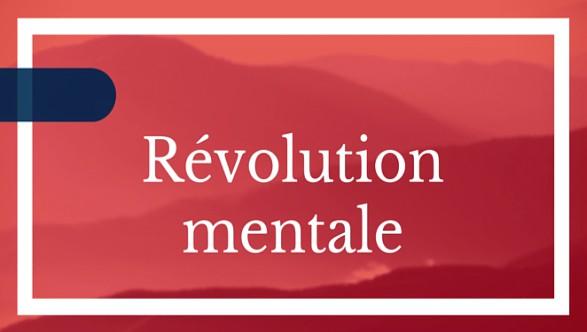 Révolution mentale
