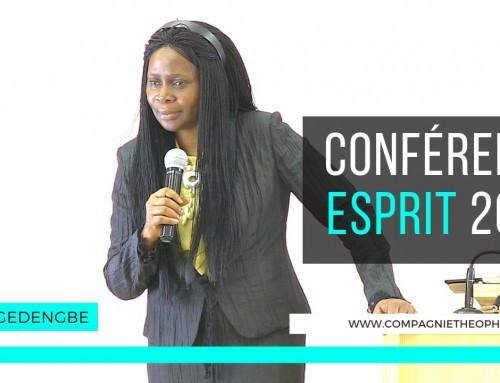 Conférence Esprit 2019